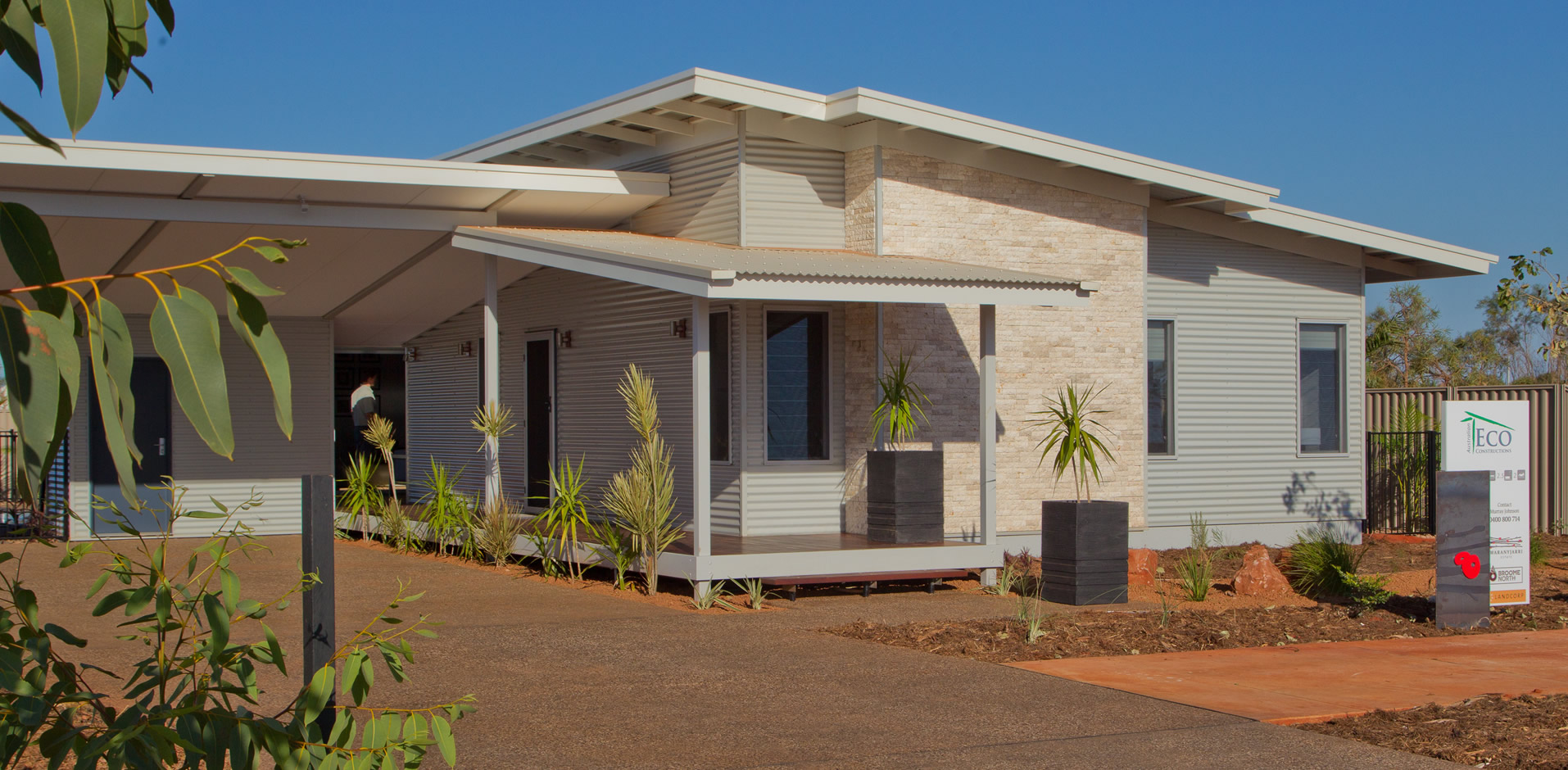 New home designs broome derby wa eco constructions Multi residential for sale